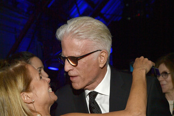 Ted Danson The 23rd Annual Critics' Choice Awards - Inside