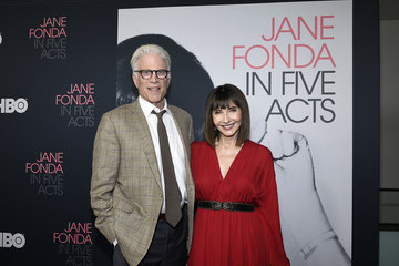 Ted Danson Premiere Of HBO's 'Jane Fonda In Five Acts' - Arrivals