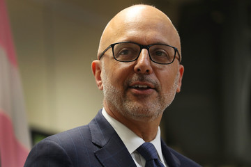 Ted Deutch Democratic Reps. Pelosi, Deutch, And Wasserman Hold Discussion On LGBT Rights