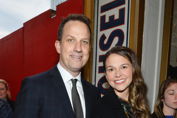 Ted Griffin 'Carousel' Celebrates Its Broadway Opening Night