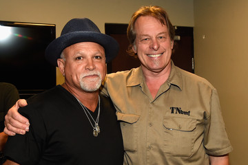 Ted Nugent Backstage at Charlie Daniel's 2015 Volunteer Jam