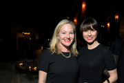 Jane Weissman and Linda Cardellini attend Ted Sarandos' 2019 Annual Netflix Emmy Nominee Toast at a private residence on September 20, 2019 in Los Angeles, California.