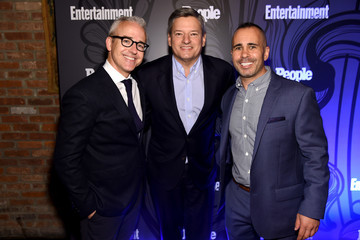 Ted Sarandos Entertainment Weekly & People New York Upfronts Party 2018 - Inside