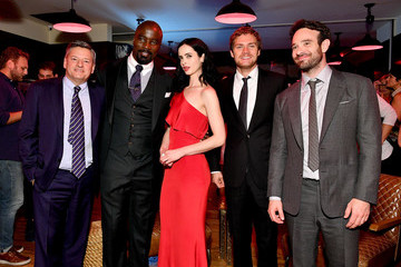 Ted Sarandos 'Marvel's The Defenders' New York Premiere - After Party