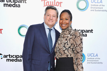 Ted Sarandos Nicole Avant UCLA Institute of the Environment and Sustainability Annual Gala