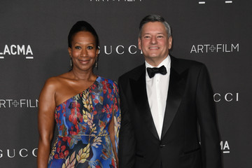 Ted Sarandos Nicole Avant 2019 LACMA Art And Film Gala Presented By Gucci - Arrivals