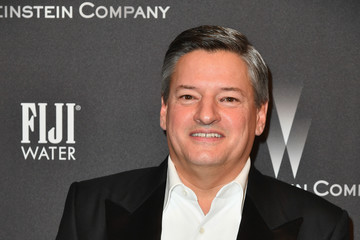 Ted Sarandos 2017 Weinstein Company and Netflix Golden Globes After Party - Arrivals