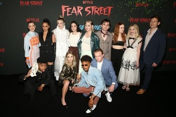 Ted Sutherland FEAR STREET PART 1: 1994 - Los Angeles Premiere