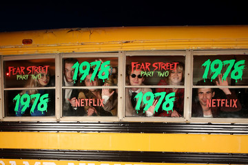 Ted Sutherland FEAR STREET PART 2: 1978 - Los Angeles Premiere