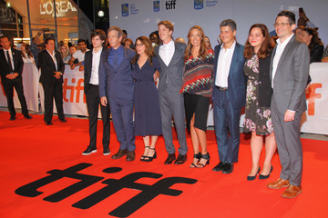 Ted Thompson 2018 Toronto International Film Festival - 'The Land Of Steady Habits' Premiere - Arrivals