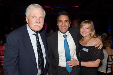 Ted Turner Fourth Annual UNICEF Gala Atlanta 2018