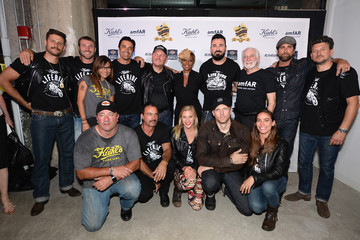 Teddy Sears 5th Annual Kiehl's LifeRide Celebration — Part 2