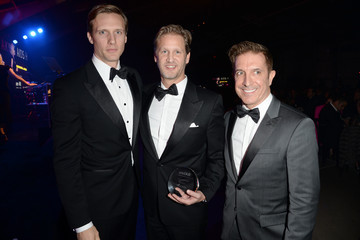 Teddy Sears Inside the amfAR Inspiration Gala