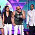 Ludacris Michelle Rodriguez Photos - (L-R) Actors Jordana Brewster, Michelle Rodriguez, Vin Diesel and Ludacris accept the Choice Movie: Action Award for Furious 7 onstage during the Teen Choice Awards 2015 at the USC Galen Center on August 16, 2015 in Los Angeles, California. - Teen Choice Awards 2015