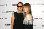 Senior West Coast Editor of Teen Vogue Lisa Love (L) and  Teen Vogue Editor-in-Chief Amy Astley attend the Teen Vogue Young Hollywood party on September 27, 2013 in Los Angeles, California.