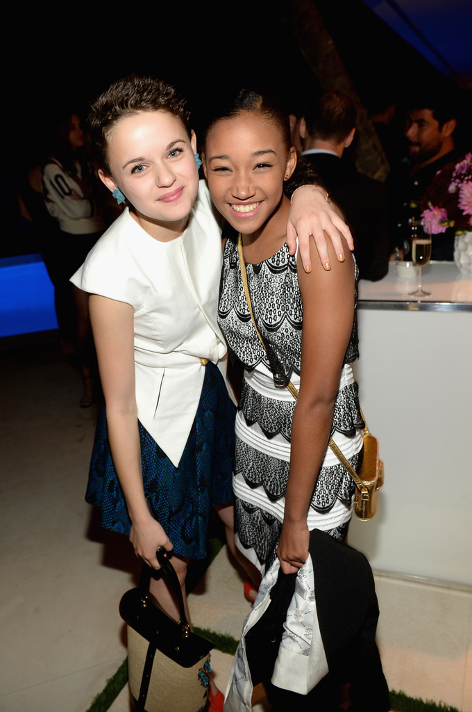 Joey King Photos»Photostream · Main · Articles · Pictures · Teen Vogue Young  Hollywood Party