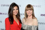 Actress Victoria Justice and Editor-in-Cheif of Teen Vogue Amy Astley attend Teen Vogue Young Hollywood Party on September 27, 2013 in West Hollywood, California.