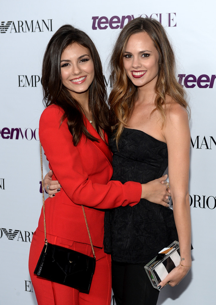 Victoria Justice And Madison Guest Photos Photos Teen