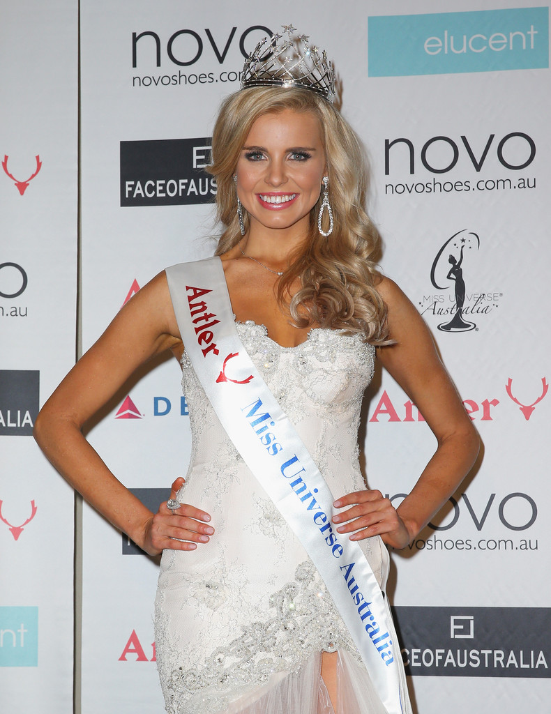 Miss Universe Australia 2014 Is Tegan Martin