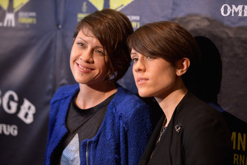 Tegan Quin CBGB Festival Press Conference