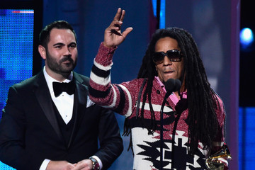 Tego Calderon 16th Latin GRAMMY Awards - Show