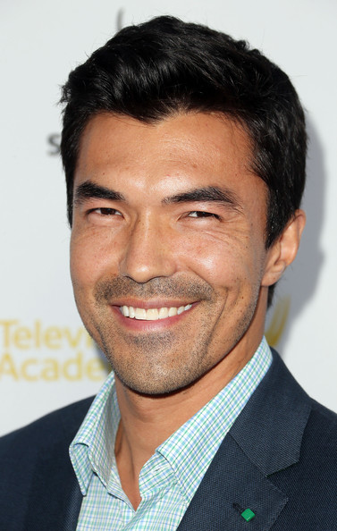 ian anthony dale kiss
