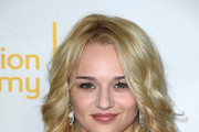 Actress Hunter King attends Television Academy's Daytime Programming Peer Group's 41st Annual Daytime Emmy Nominees Celebration at The London West Hollywood on June 19, 2014 in West Hollywood, California.