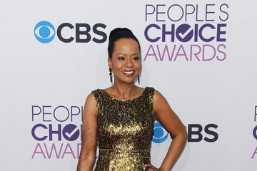 Tempest Bledsoe 39th Annual People's Choice Awards - Arrivals