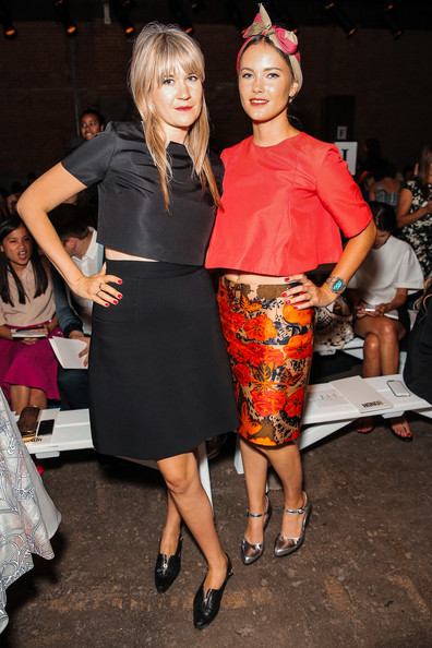 Honor - Front Row - Mercedes-Benz Fashion Week Spring 2015