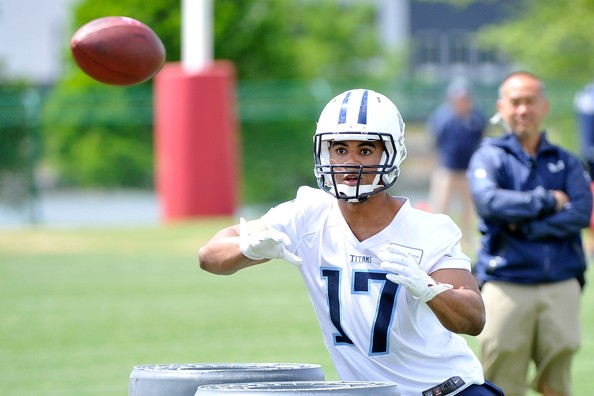 Tennessee Titans Rookie Mini Camp