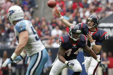 Jake Delhomme Tennessee Titans v Houston Texans