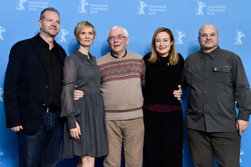 Terence Davies 'A Quiet Passion' Photo Call - 66th Berlinale International Film Festival