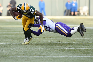 Terence Newman Minnesota Vikings v Green Bay Packers