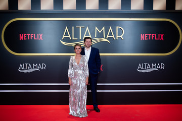 "Teresa Fernandez Valdes Netflix Presents ""Alta Mar"" Madrid Special Screening"