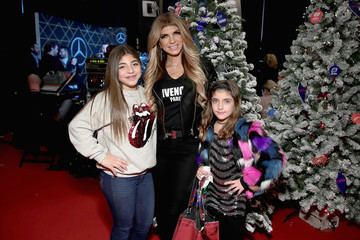 Teresa Giudice Z100's Jingle Ball 2017 - Gifting Lounge