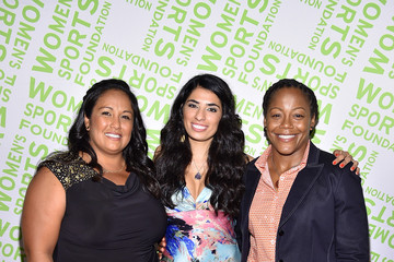 Teresa Weatherspoon 35th Annual Salute to Women in Sports Reception