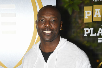 Terrell Owens Party At The Playoff