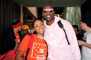 Terrell Owens McDonald's at Bleacher Report All-Star Experience