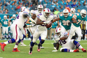 Terrence Fede Buffalo Bills v Miami Dolphins