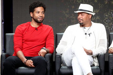 Terrence Howard 2017 Summer TCA Tour - Day 15