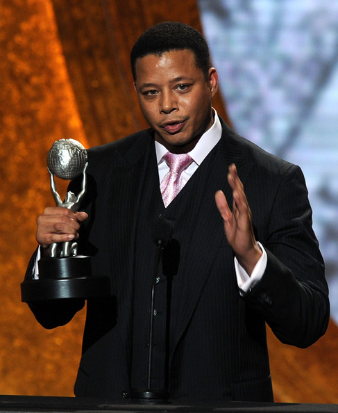 how tall is terrence howard