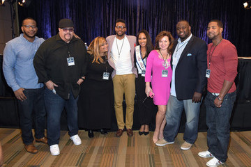 Terrence Stephens Super Bowl Gospel Celebration Press Conference
