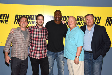 Terry Crews Andy Samberg Universal Television's FYC @ UCB - 'Brooklyn Nine-Nine' - Arrivals