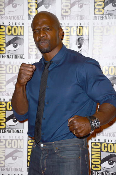 ... Expendables 2 Premiere , Sylvester Stallone , Terry Crews Expendables