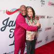 Terry Crews Steven Tyler's Third Annual GRAMMY Awards Viewing Party To Benefit Janie's Fund Presented By Live Nation - Red Carpet
