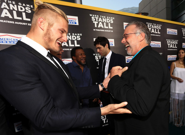 'When the Game Stands Tall' Premieres in Hollywood []