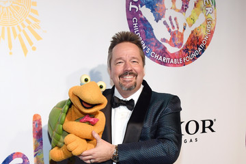 Terry Fator Criss Angel's HELP Charity Event Benefiting Pediatric Cancer Research and Treatment