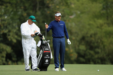 Terry Mundy The Masters - Final Round