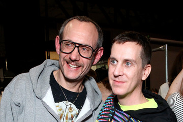 Terry Richardson Jeremy Scott - Backstage - Fall 2016 New York Fashion Week: The Shows