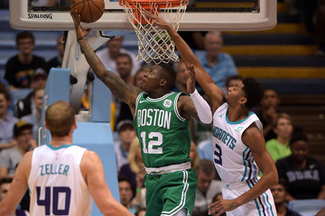 Terry Rozier Boston Celtics vs. Charlotte Hornets